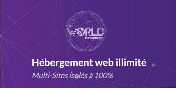 Dossier hébergement web