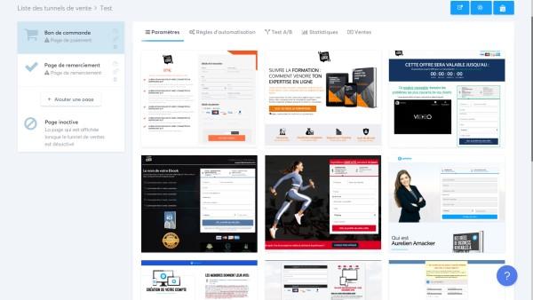 Créer un tunnel de vente avec systeme.io étapes par étapes